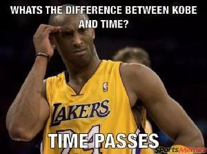 Kobe Bryant passing meme