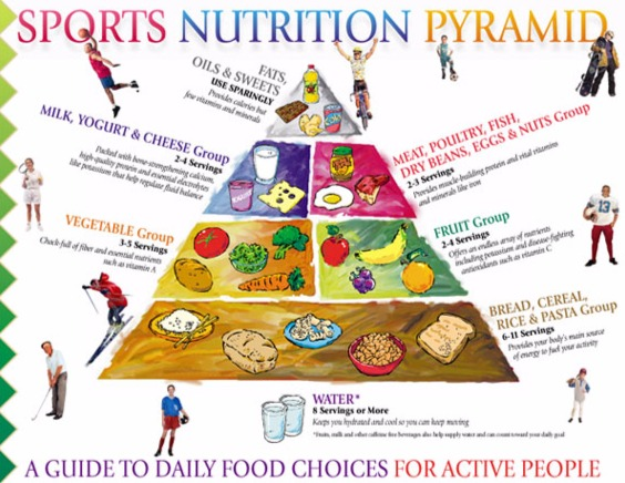 Nutrition & Diet for Athletes Nutrition for Young Athletes